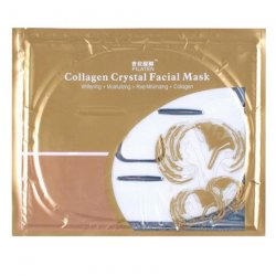 Pilaten Collagen Crystal Facial Mask, żelowa maska do twarzy z kolagenem, 60g