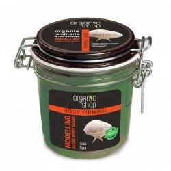 Organic Shop, modelujący okład do ciała Morskie SPA, 350ml