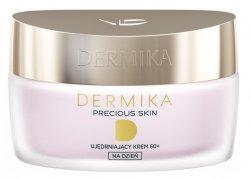 Dermika Precious Skin, ujędrniający krem na dzień 60+, SPF 20, 50ml