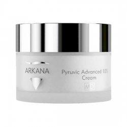Arkana Acid Therapy, Puruvic Advanced 10% Cream, zaawansowany krem z kwasem pirogronowym, 50ml