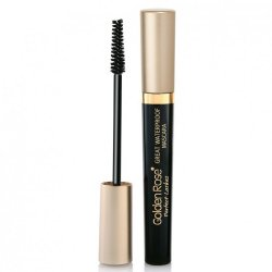 Golden Rose Perfect Lashes, tusz do rzęs wodoodporny, 9ml