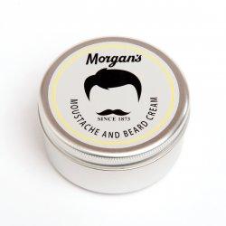 Morgan's, krem do pielęgnacji wąsów i brody, 75ml