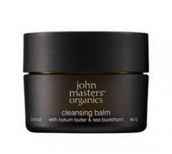 John Masters Organics, balsam oczyszczający do twarzy, Masło Kokum i Rokietnik, 80g