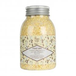 Peggy Sage Foot SPA, kryształki musujące z soli Epsom, Citrus Bamboo, 230g