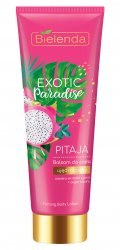 Bielenda Exotic Paradise Pitaja, ujędrniający balsam do ciała, 250ml