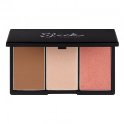 Sleek Makeup, paleta do konturowania twarzy, Light