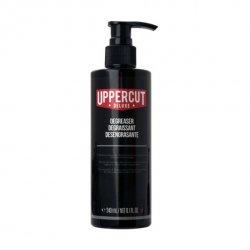 Uppercut Deluxe, Barber Scrub, szampon do usuwania pomad, 240ml