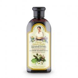 Babuszka Agafia, szampon tonizujący do włosów przetłuszczających się, 350ml