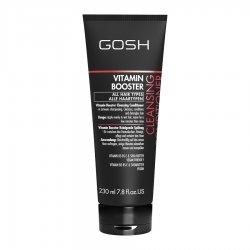 GOSH Vitamin Booster, odżywka myjąca do włosów, 230ml