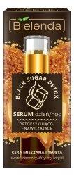 Bielenda Black Sugar Detox, serum detoksykująco-nawilżające, 30g