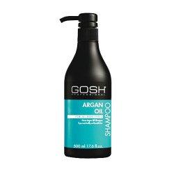 Gosh Argan Oil, g��boko od�ywczy szampon do w�os�w, 500ml