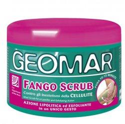 Geomar Fango Scrub, antycellulitowy błotny peeling do ciała, 500ml