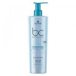 Schwarzkopf BC Moisture Kick, micelarny szampon nawilżający, 500ml