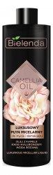 Bielenda Camellia Oil, luksusowy płyn miceralny do mycia i demakijażu, 500ml