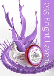 Semilac UV Gel Color 035 Bright Lavender, 5ml