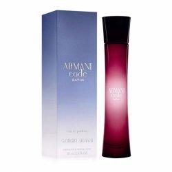 Giorgio Armani Code Satin, woda perfumowana, 75ml (W)