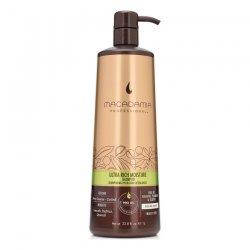 Macadamia Professional Ultra Rich Moisture, nawilżający szampon do włosów bardzo grubych, 1000ml