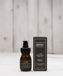 Depot No. 505, olejek odżywczy do brody, wanilia, 30ml