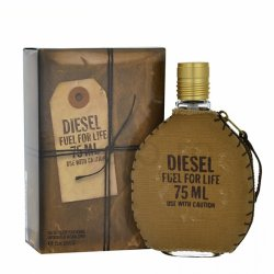 Diesel Fuel for life, woda toaletowa, 125ml (M)