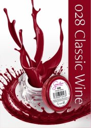 Semilac UV Gel Color 028 Classic Wine, 5ml