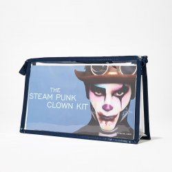 Kryolan Steam Punk Clown Halloween Set, zestaw do charakteryzacji