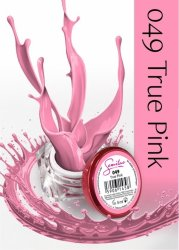 Semilac UV Gel Color 049 True Pink, 5ml