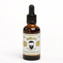 Morgan's, naturalny olejek do pielęgnacji brody, 50ml