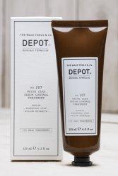 Depot No. 207, biała glinka regulująca wydzielanie sebum, 125ml