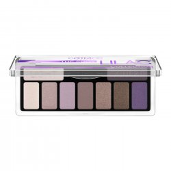Catrice, The Edgy Lilac Collection, paleta cieni do powiek