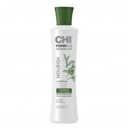 CHI Power Plus, szampon oczyszczający, 355ml