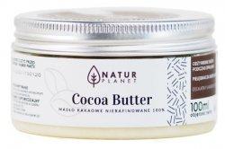 NaturPlanet, masło kakaowe, 100ml