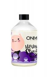 OnlyBio, płyn do kąpieli dla dzieci, hipoalergiczny skóra atopowa, alergiczna, 500ml