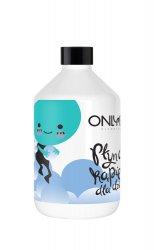 OnlyBio, płyn do kąpieli dla dzieci powyżej 3-go roku życia, 500ml