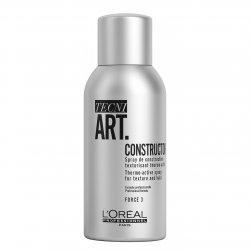 Loreal Tecni Art Constructor, termoaktywny spray utrwalający, 150ml