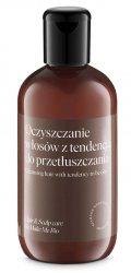 Make Me Bio, delikatnie pieniący się szampon do włosów przetłuszczających się, 250ml