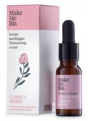 Make Me Bio Garden Roses, nawilżające serum do twarzy, 15ml