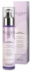 Inebrya Blondesse, serum nabłyszczające do blond włosów, 50ml