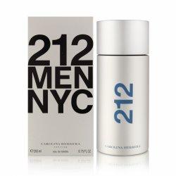 Carolina Herrera 212 Men NYC, woda toaletowa, 200ml (M)