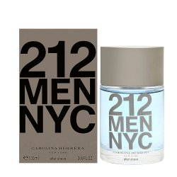 Carolina Herrera 212 for Men, woda po goleniu, 100ml (M)