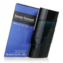 Bruno Banani Magic Man, woda toaletowa, 75ml (M)