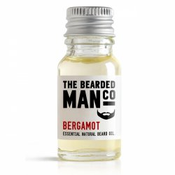 Bearded Man Bergamot, olejek do brody Bergamotka, 10ml