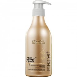 Loreal Absolut Repair Lipidium, szampon regenerujący włosy uwrażliwione, 500ml