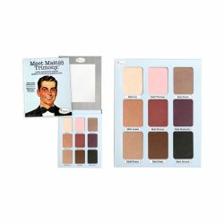 The Balm, Meet Matt(e) Trimony, paleta 9 cieni do powiek, 21,6g