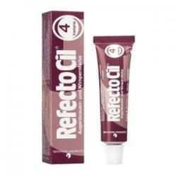 RefectoCil henna brwi i rzęs, kolor 4 kasztanowy, 15ml