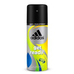 Adidas Get Ready!, antyperspirant, 150ml (M)