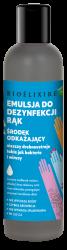 Bioelixire odkażająca emulsja do dezynfekcji dłoni, 300ml
