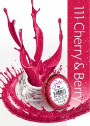 Semilac UV Gel Color 111 Cherry Berry, 5ml
