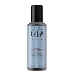 American Crew Fiber Grooming Foam, pianka do włosów, 200ml