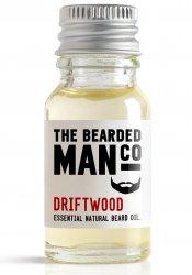 Bearded Man Driftwood, olejek do brody Drewno, 2ml