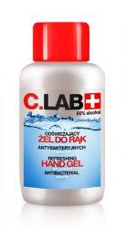 Cece C.lab, żel do rąk o działaniu antybakteryjnym, 60% alkoholu, 50ml